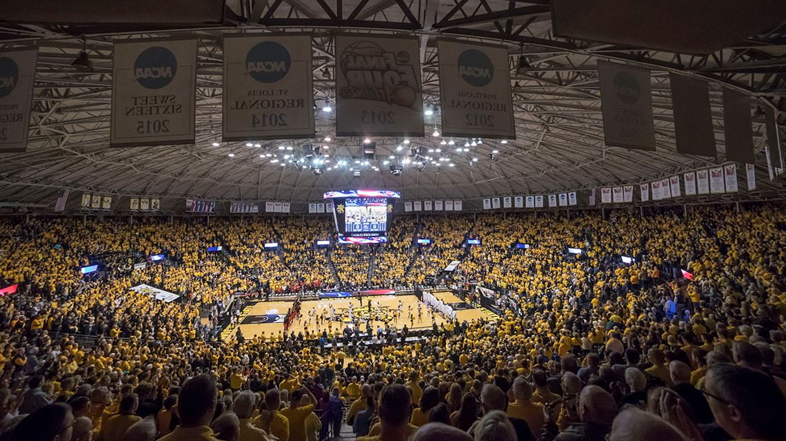 Game Day Changes For Charles Koch Arena Wichita State Athletics