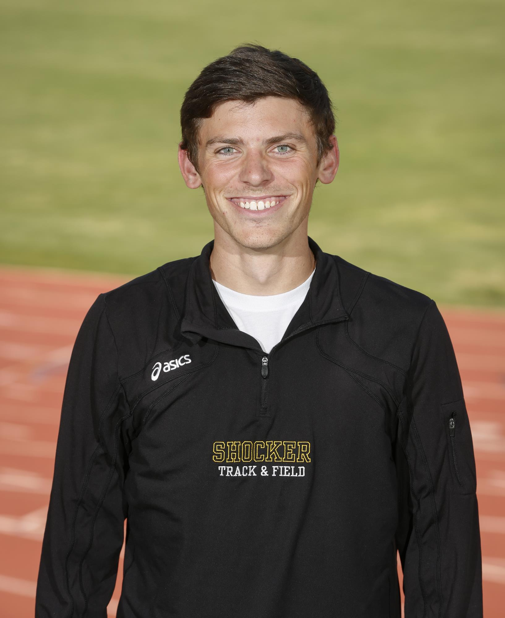 Austin Sturdy Cross Country Wichita State Athletics